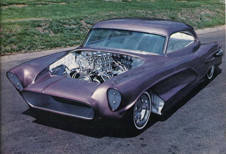 Street Rodder Magazine >> Kustom Kingdom: Gene Howard - Buick 50 - Truly Rare
