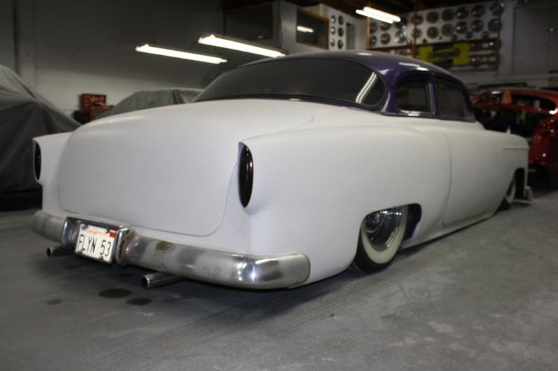 chevy 1953 - 1954 custom  u0026 mild custom galerie