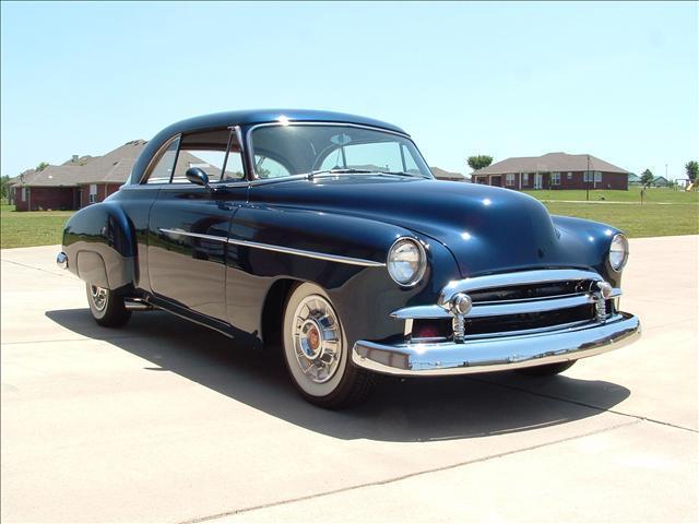 Custom 1952 Chevy