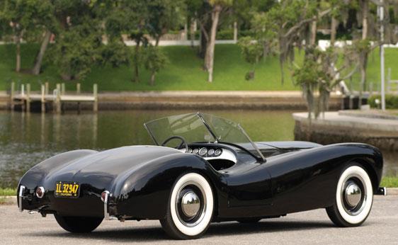 1951 Glasspar G2 Custom Roadster : Classic Cars | Drive Away 2Day